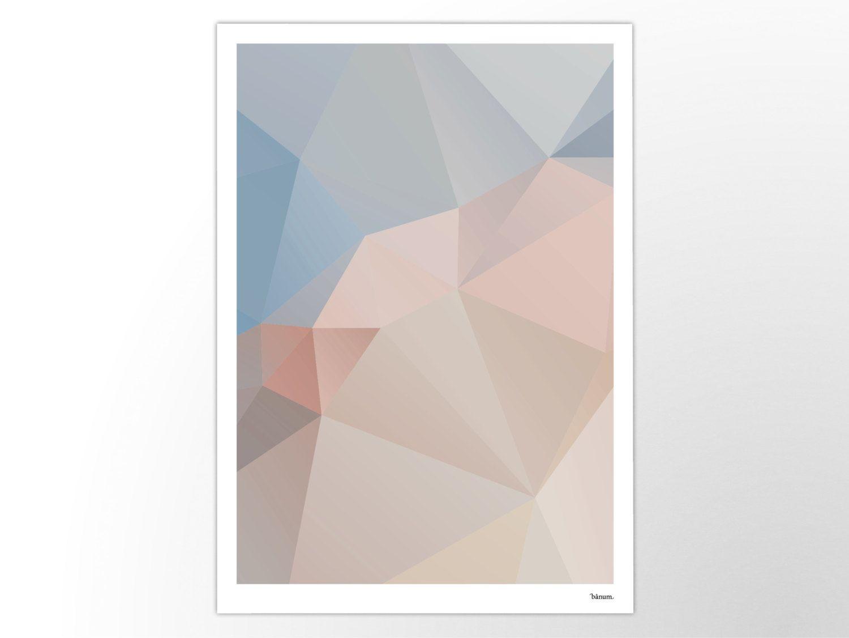 Kunstdrucke Modern pool modern poster abstract prints modern wall prints