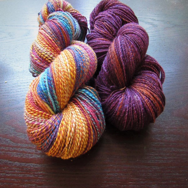 Her Handspun Habit: How Your Own Handspun Yarn Makes You a Better Spinner | Interweave