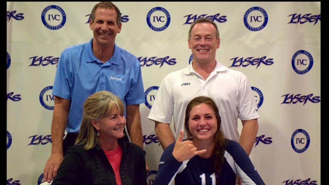 Annie Mitchem S Journey To Hawaii Volleyball News Ncaa Annie