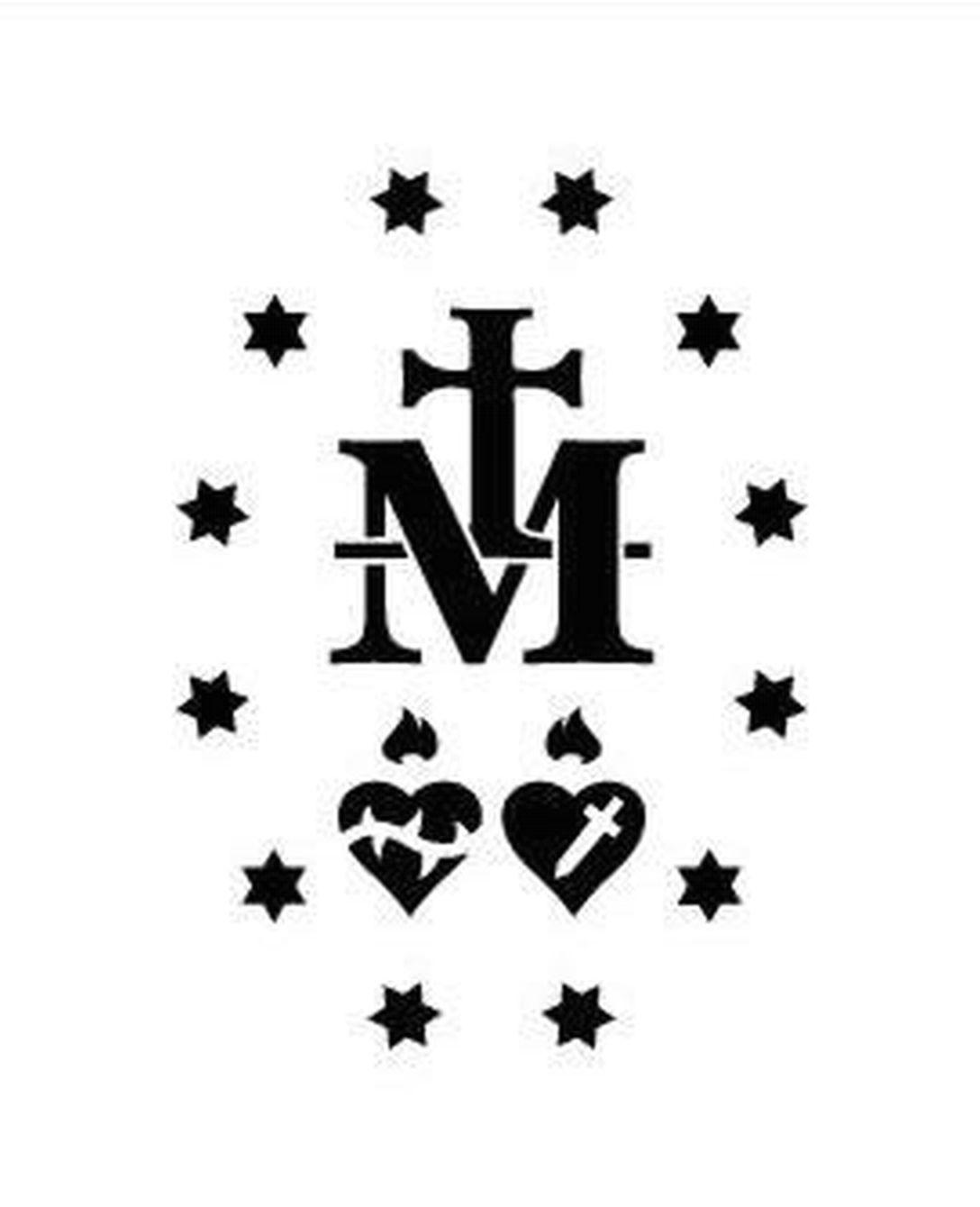 Showing post & media for Blessed mother symbol | www.symbolsnet.com