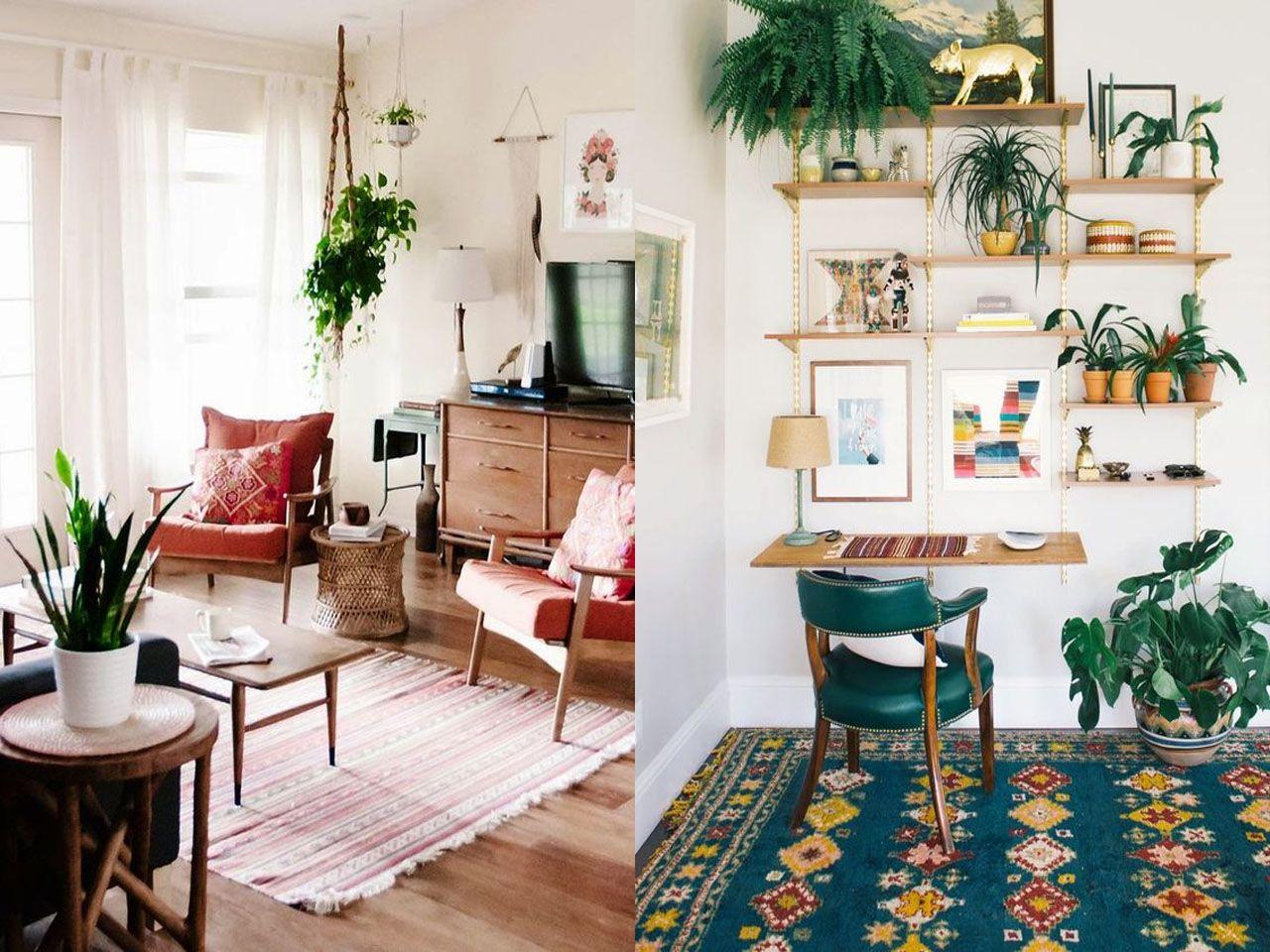 7 tips de decoraci n con alfombras que cambiar n tu hogar - Complementos decoracion salon ...