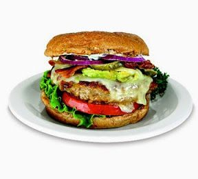 Ruby Tuesday Recipes Ruby Tuesday Turkey Burger Swiss Cheese And
