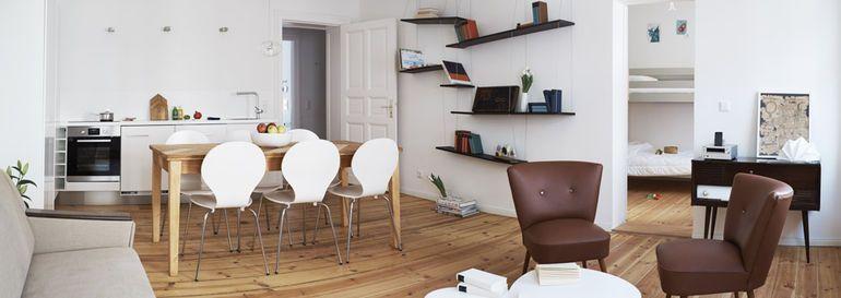 Short Term Rentals Prenzlauer Berg - Apartment: Dazzling Home at Kollwitz platz - Roomorama