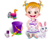 Play Baby Hazel Backyard Party On Baby Hazel Games More Baby Hazel Games Available Such As Baby Hazel Pl Baby Hazel Backyard Party Games Kids Games For Girls