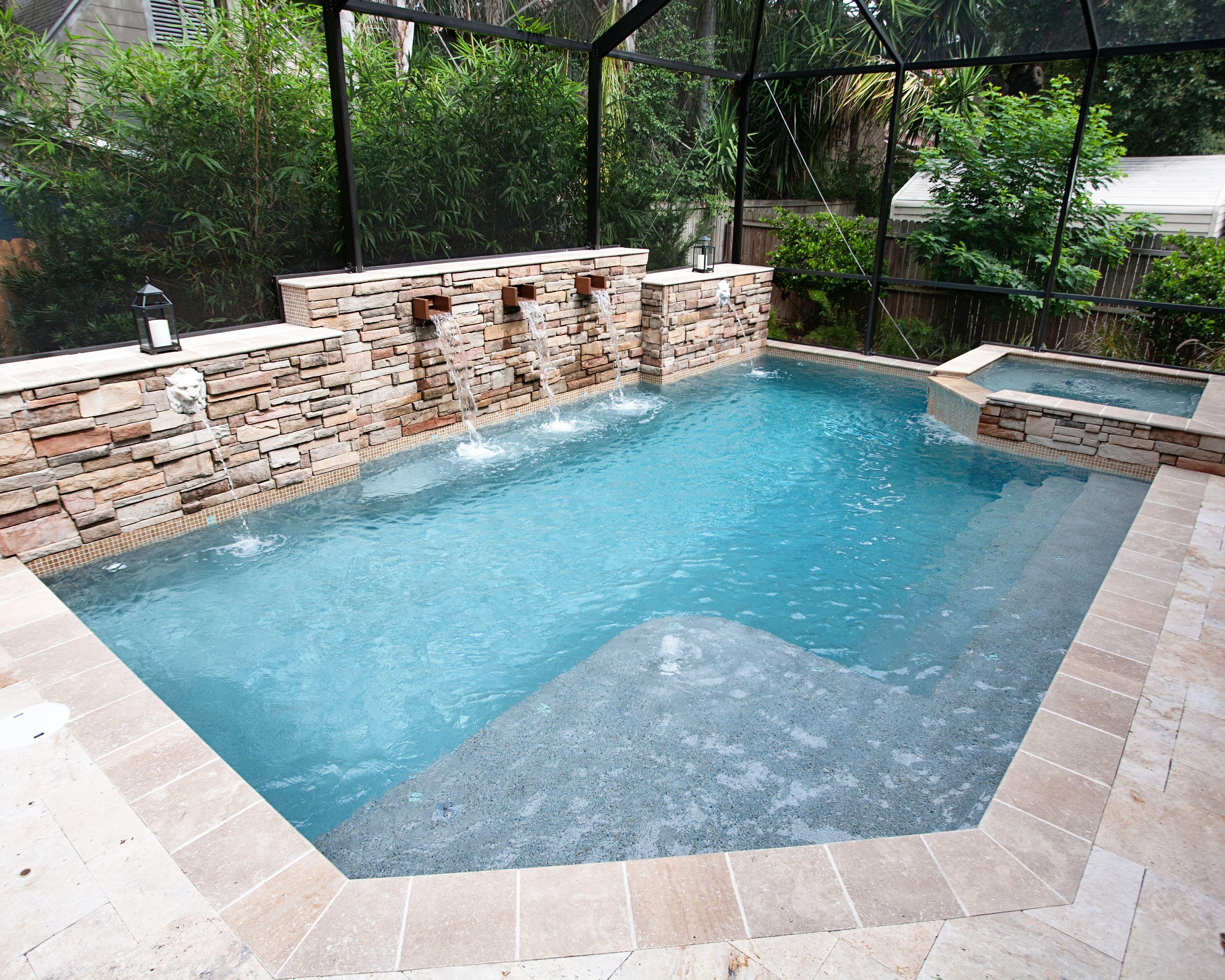 Wonderful Pool Finish Ideas For You To Copy: Pool Resurfacing Tampa