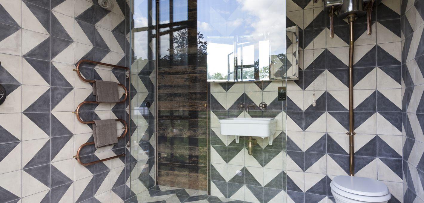 Bert Bathroom Stall 2 bedroom garden pods from bert & may • @hvlauren | homescapes