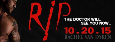 I Heart YA Books: Release Day Launch & Excerpt for 'RIP' by Rachel V...