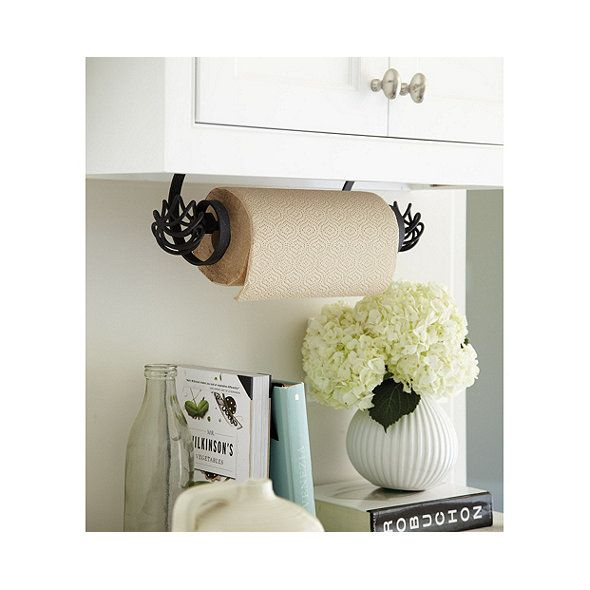 Amazing Ballard Under Cabinet Mount Paper Towel Holder Things I Need To