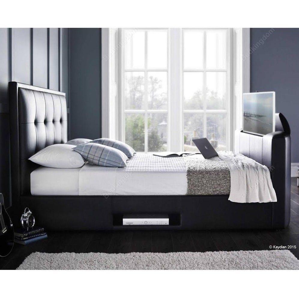 Kaydian Cartmel TV Bed Tv beds, Beds for sale, Bed