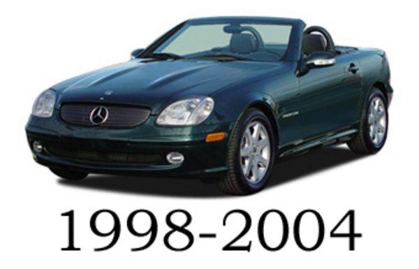 Mercedes Slk 1998 2004 Service Repair Manual Download Mercedes