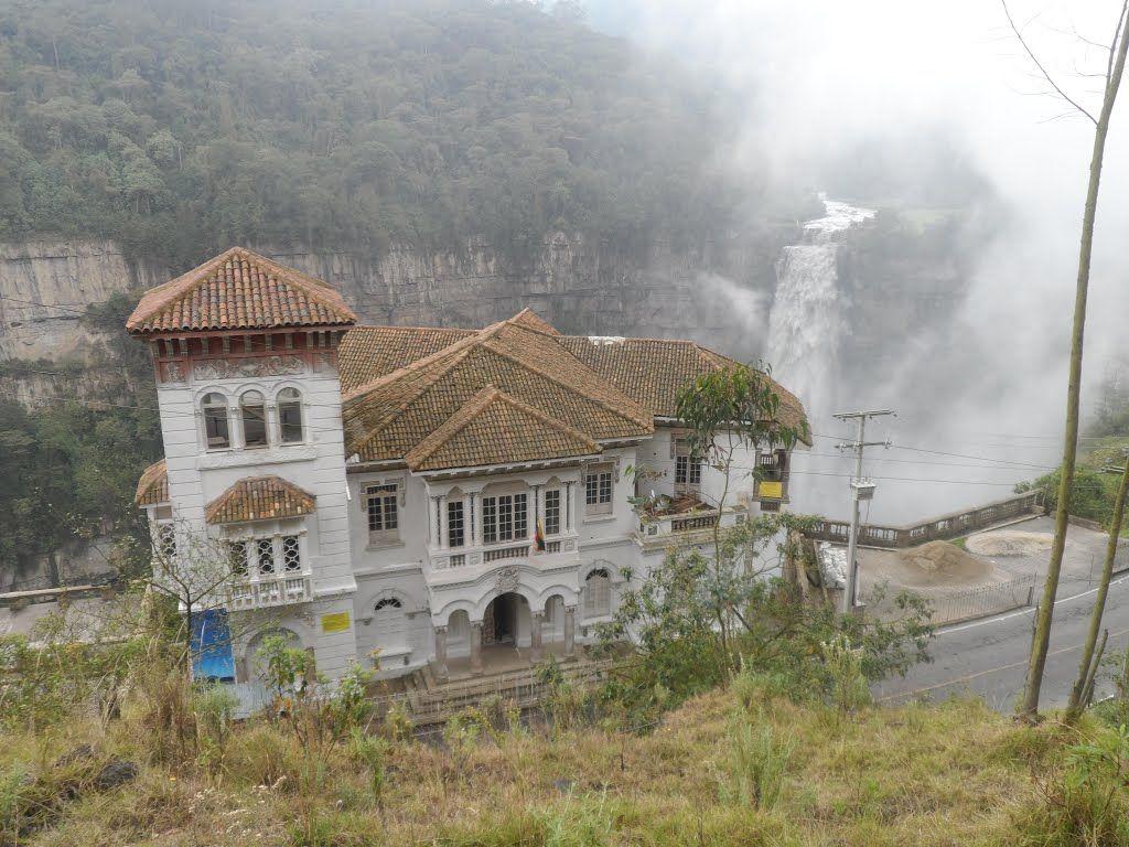 Soacha cmarca casa museo salto del tequendama antiguo hotel san antonio del tequendama - Casas del salto ...