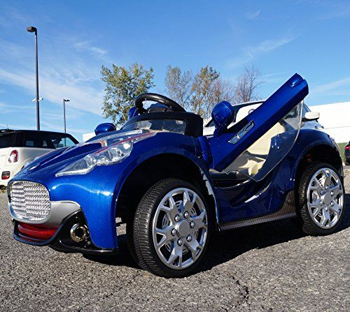 Power Wheels For Big Kids >> Maserati-STYLE-12V-Battery-Operated-Ride-On-Toy-Car-For ...
