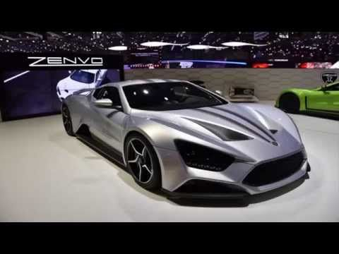 Fast Furious : Zenvo ST1 Review Video
