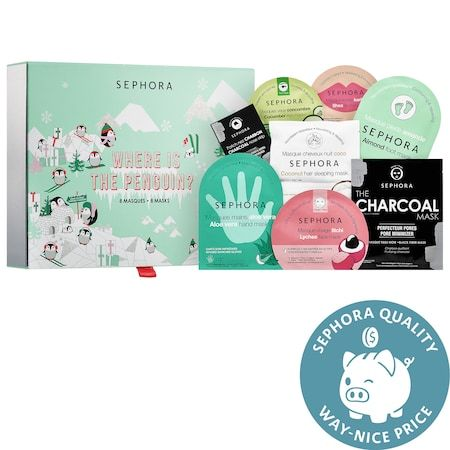 Sephora Collection Collection Where Is The Penguin Mask