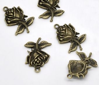 Charms & Findings are back on the site!   Intoxicating Arts