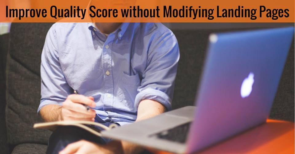 How to Improve Quality Score without