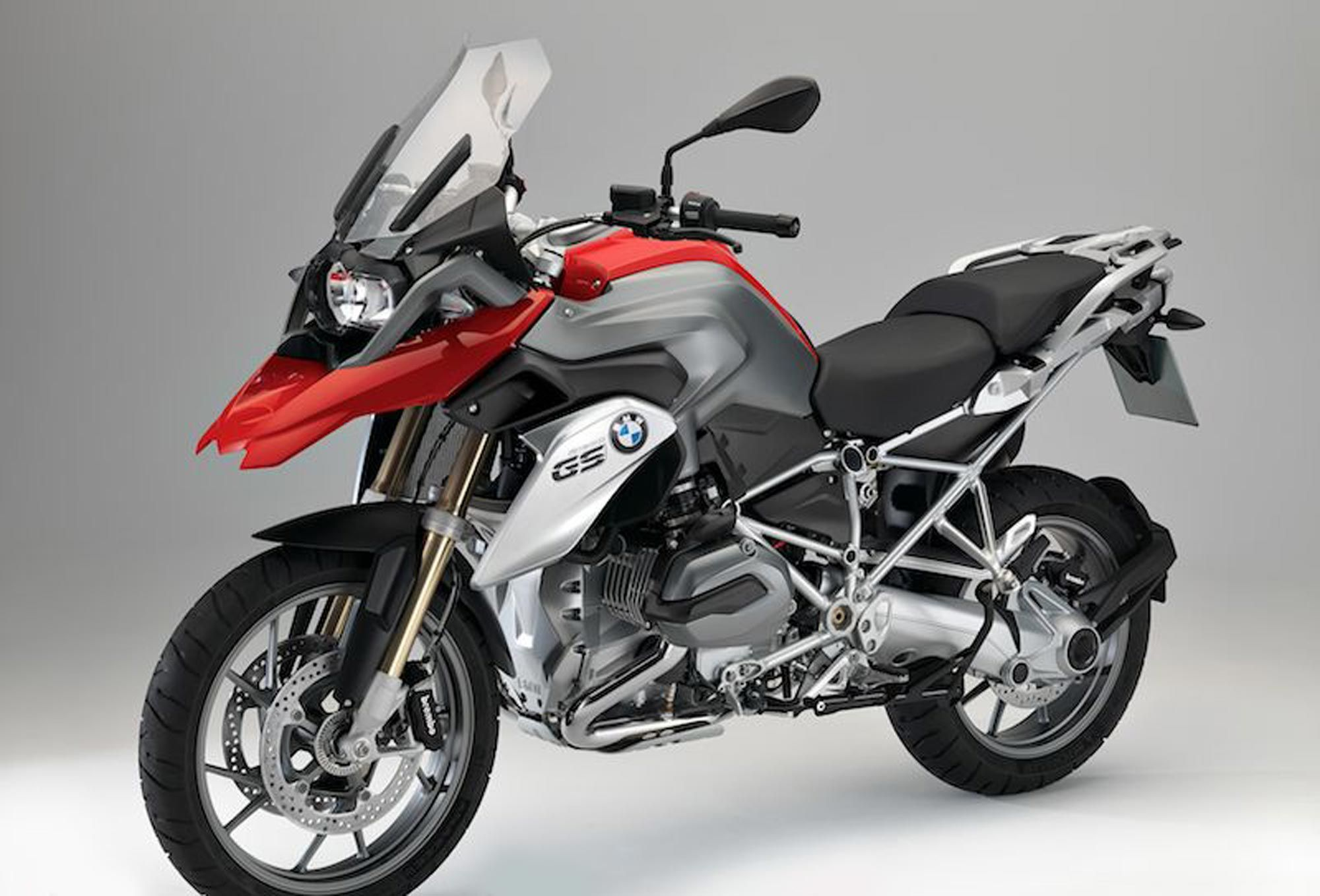 The All New 2013 Bmw R1200gs New Water Air Cooled Engine Better