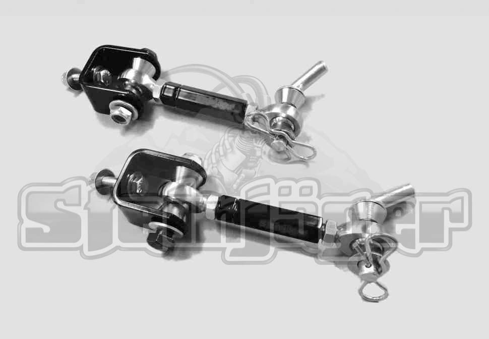 Steinjager Quick Disconnect Front Sway Bar Link Kit Stock Height Fits 1997 2006 Jeep Wrangler Tj With Images Jeep Wrangler Tj Jeep Wrangler Wrangler Tj