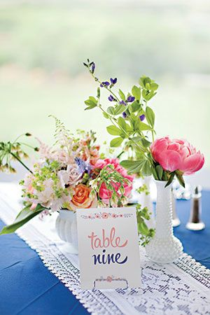 Idea file 22 ideas using three popular colors for weddings cayenne idea file 22 ideas using three popular colors for weddings cayenne royal blue junglespirit Image collections