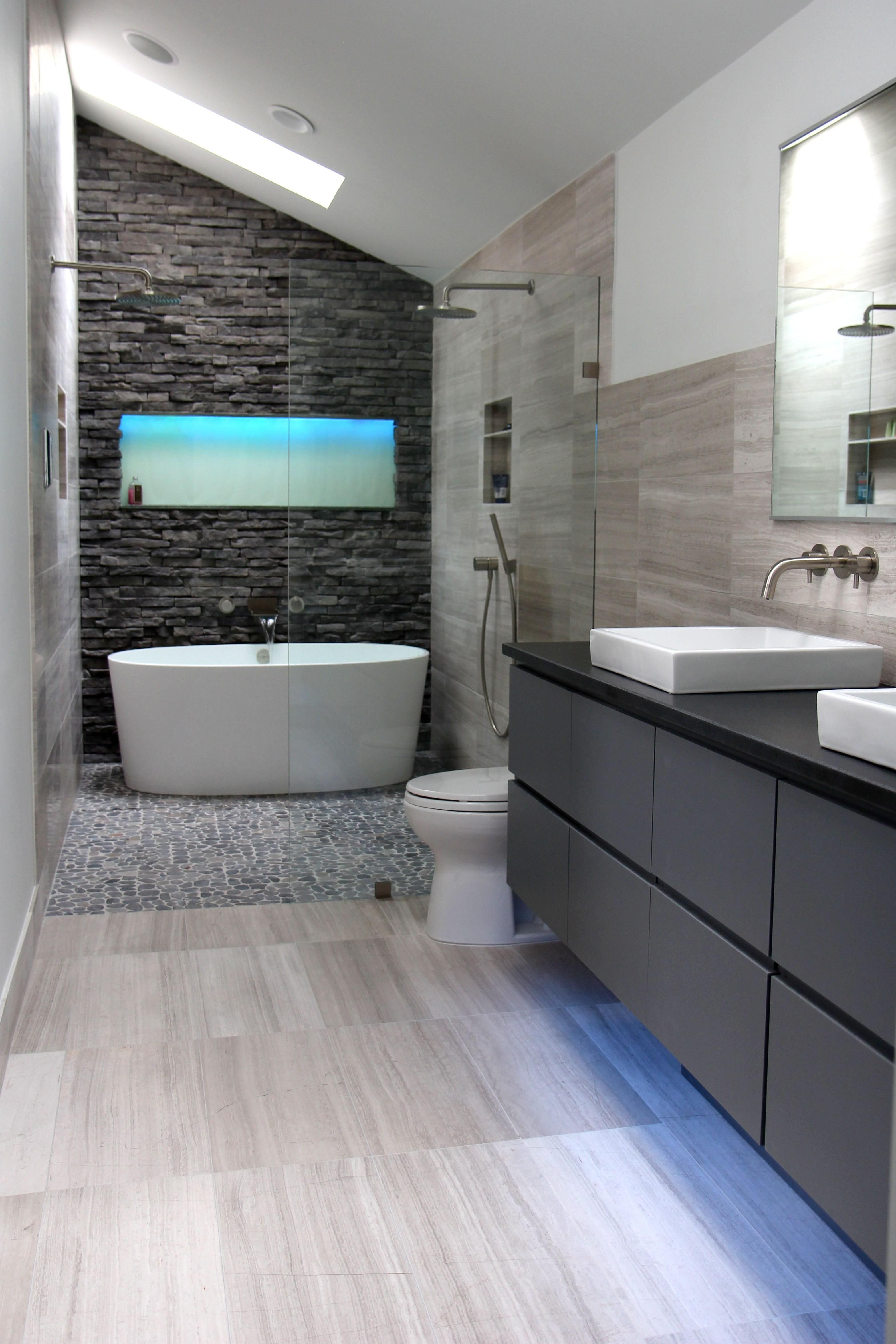 51+ Small Master Bathroom Remodeling Ideas Cool in 2020 ...