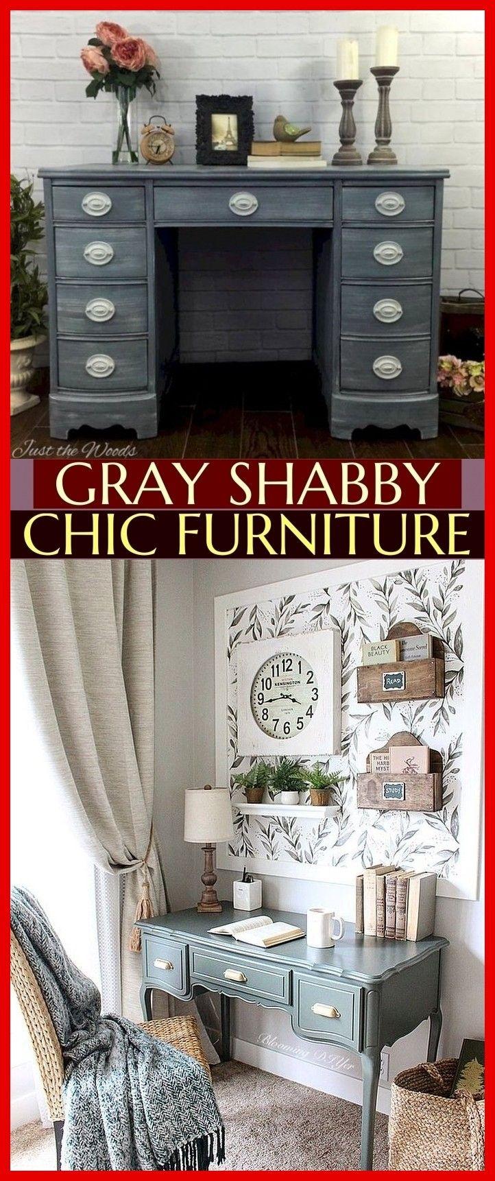 Gray Shabby Chic Furniture