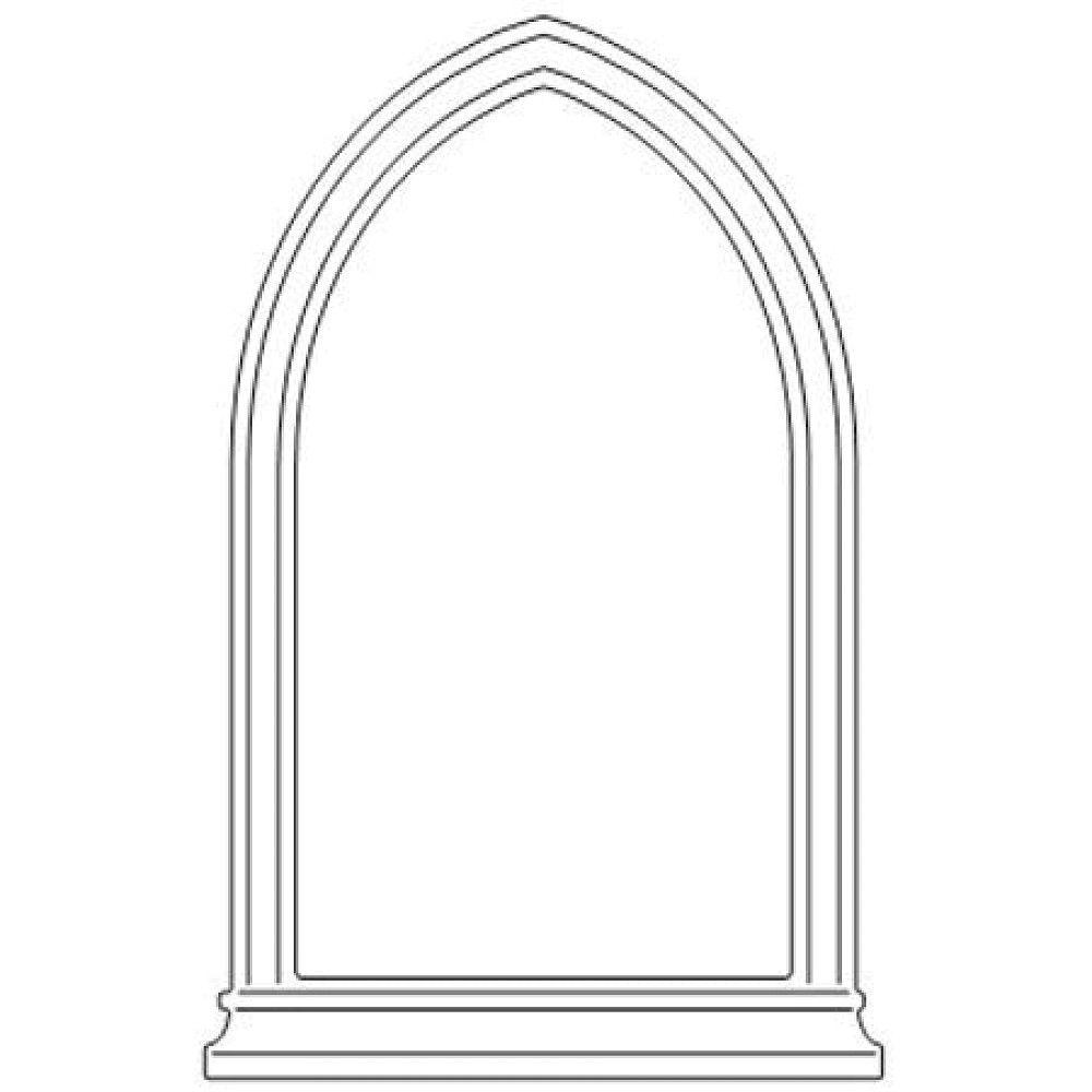 Simple Small Gothic E