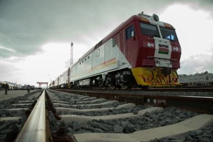 Madaraka Express SGR train from Nairobi to Mombasa Latest