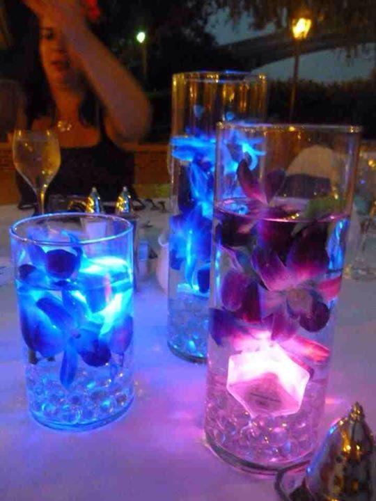Centerpiece Table Decorations, Battery Lava Lamp Centerpieces