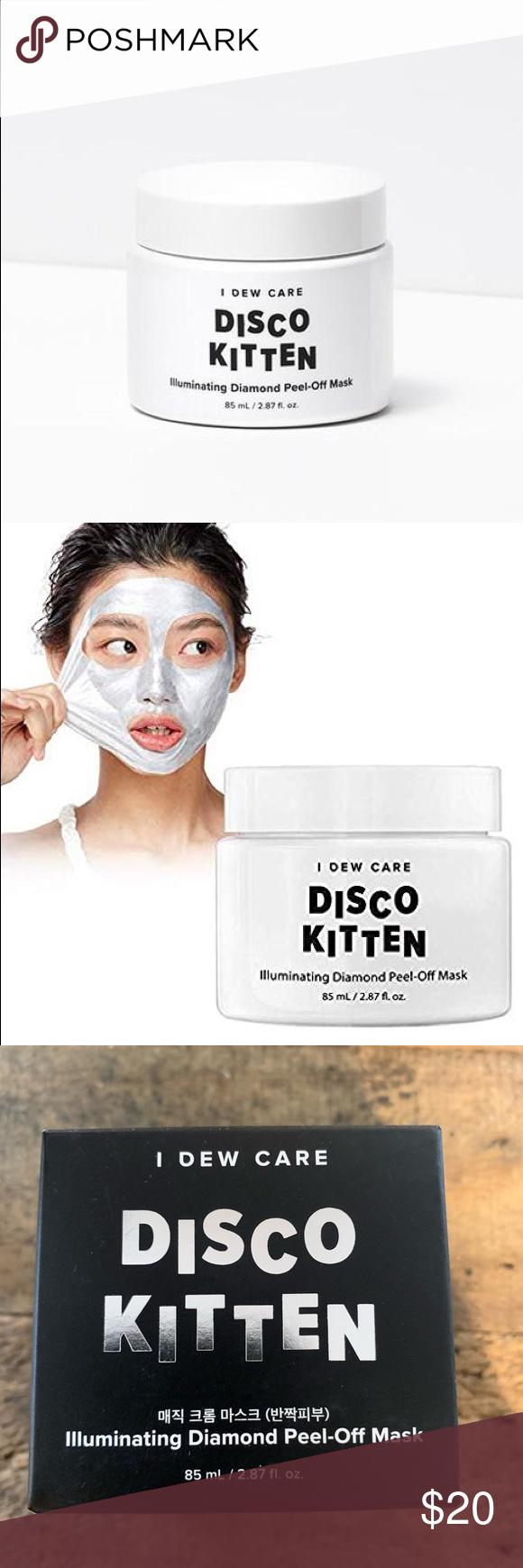 I Dew Care Illuminating Diamond Peel Off Mask In 2020 Peel Off Mask Skin Care Mask How To Exfoliate Skin