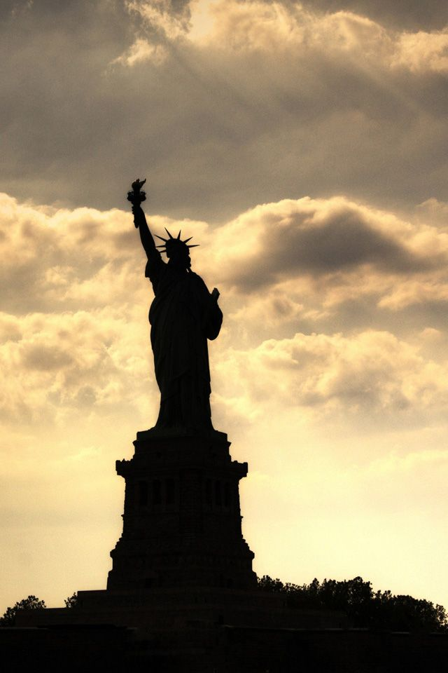 Statue Of Liberty Wallpaper Newyork Nyc Iphone