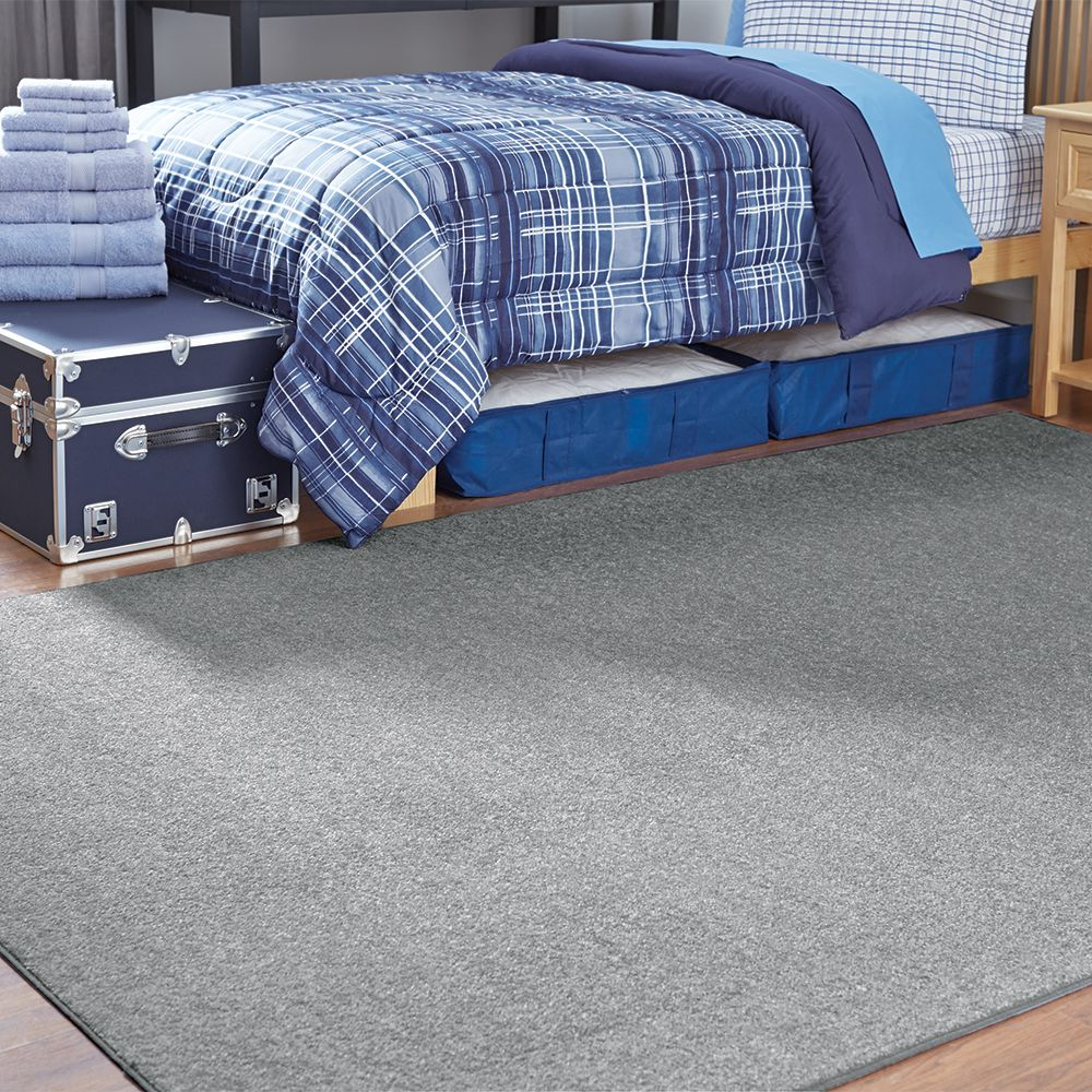 10x12 Residence Hall Carpet Ohio State University Dorm Room Decor Ocm
