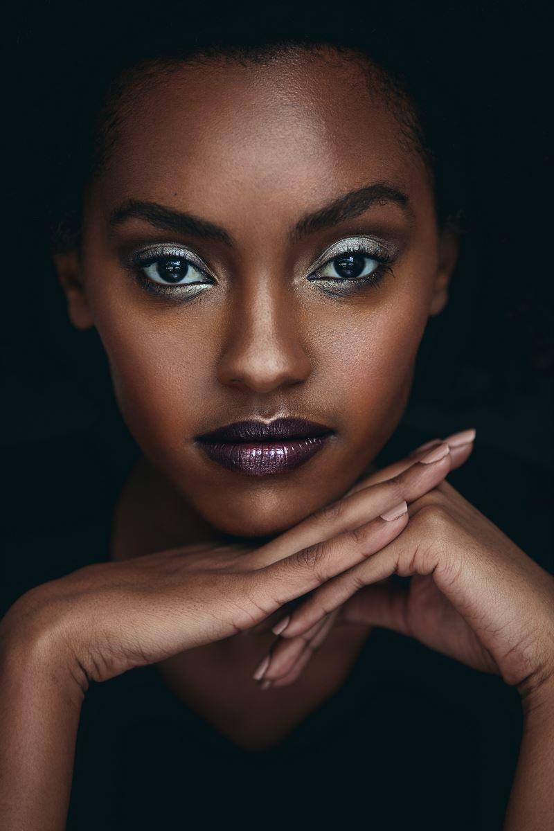 Beautiful Black women photography