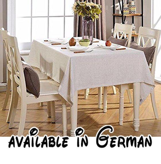 B077HRHP77  WFLJL Tischdecke Chinesischen Stil Farbe Restaurant - Wohnzimmer In Weis Und Braun