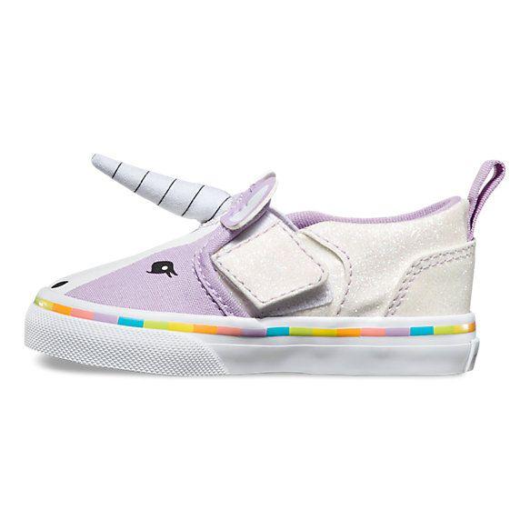 vans unicorn baby shoes