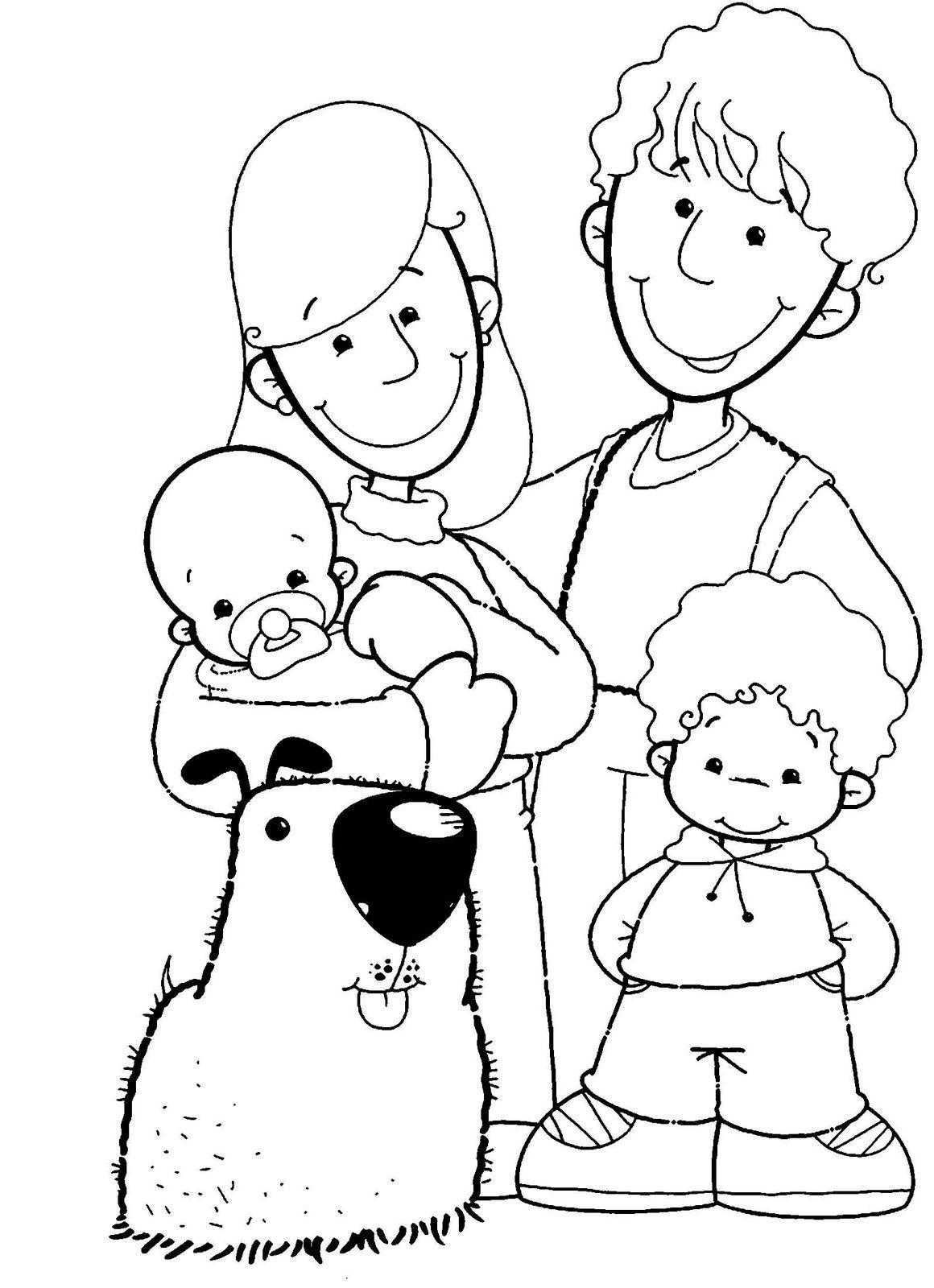 Menta Mas Chocolate Recursos Y Actividades Para Educacion Infantil Dibujos De Los Derechos De Derechos De Los Ninos Deberes De Los Ninos Imagenes De Familia