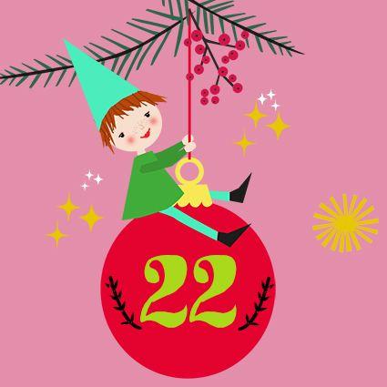 Christmas countdown 216 by Elisandra Sevenstar
