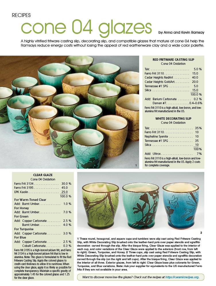 Screen Shot 2016 12 27 At 1 37 11 Pm Ceramic Glaze Recipes Glazes For Pottery Glaze Recipe