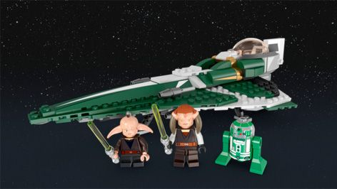 9498 Saesee Tiin S Jedi Starfighter 29 99 With Images Lego