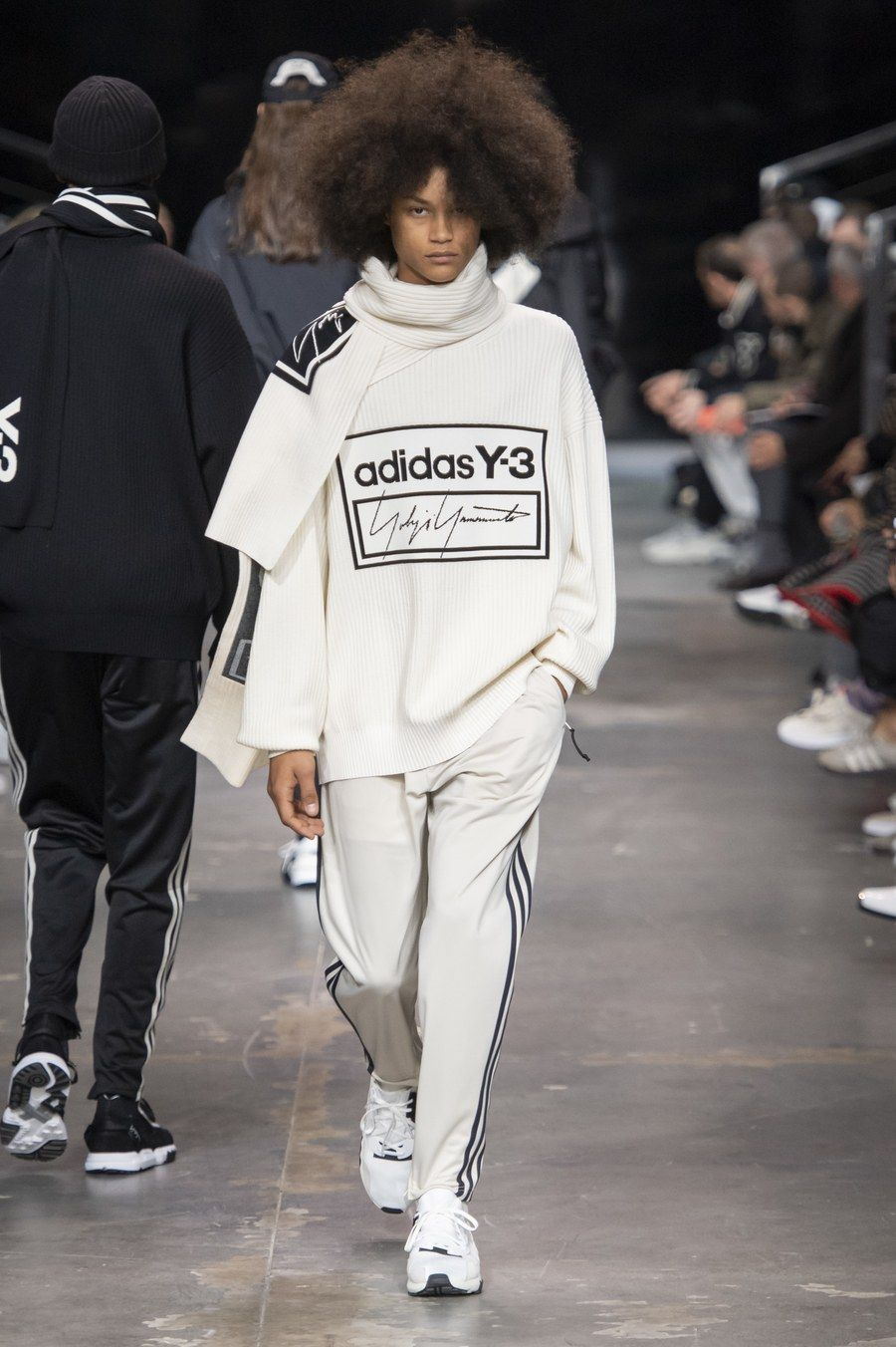 Photo of Y-3 Fall 2019 Ready-to-Wear Fashion Show