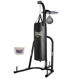Costco Everlast Heavy Bag And Adjule Sd Stand
