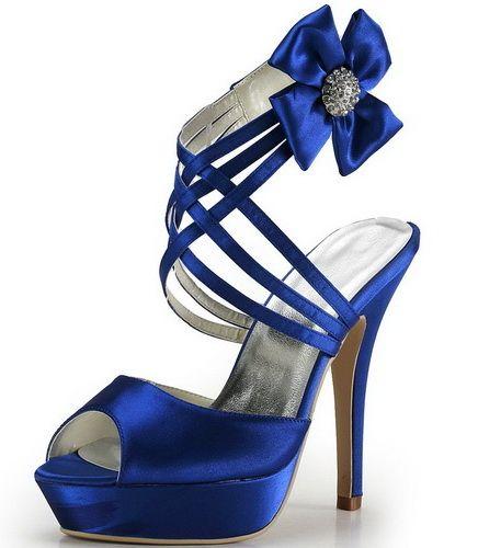 Duosheng Flower Rhinestone Platform Sandals .  Click to Purchase: http://amzn.to/19mg6Zr
