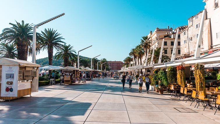 Split bezienswaardigheden: 15x doen in Split, Kroatië ...