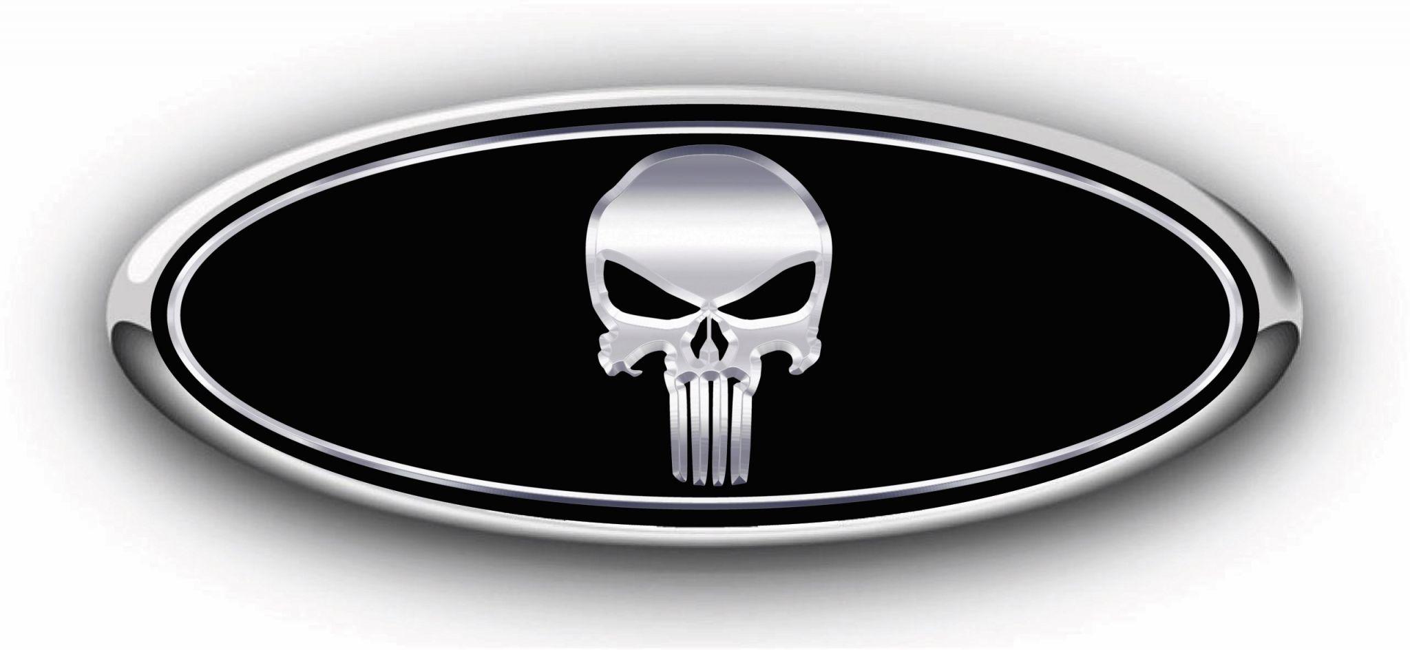 Punisher Wallpaper Hd Pack Ford Emblem Punisher Ford