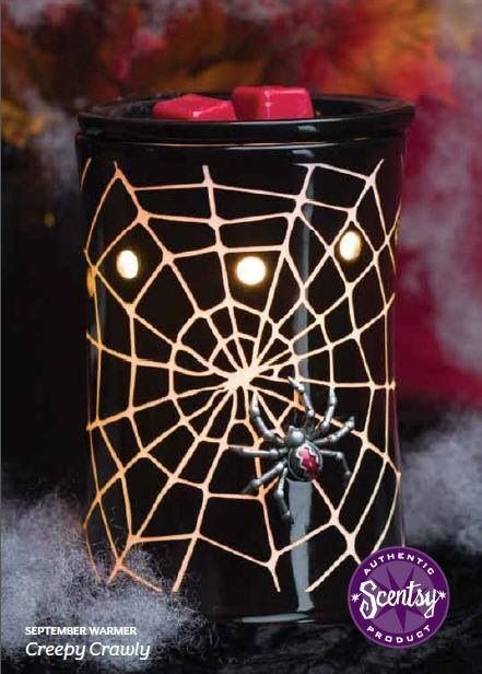 September Warmer of the Month Creepy Crawly