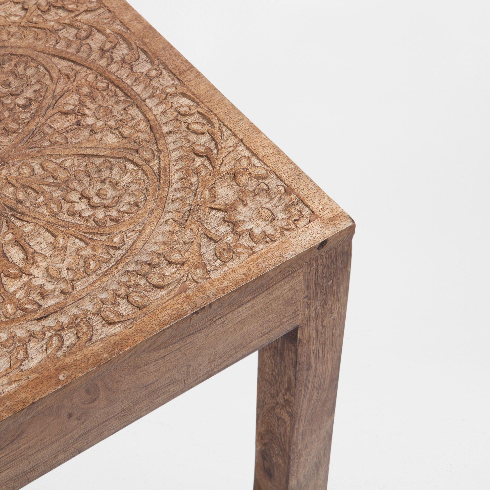 Petite Table Impression Marron Tabourets Meubles D Appoint Decoration Zara Home France Mobilier De Salon Meubles D Appoint Zara Home