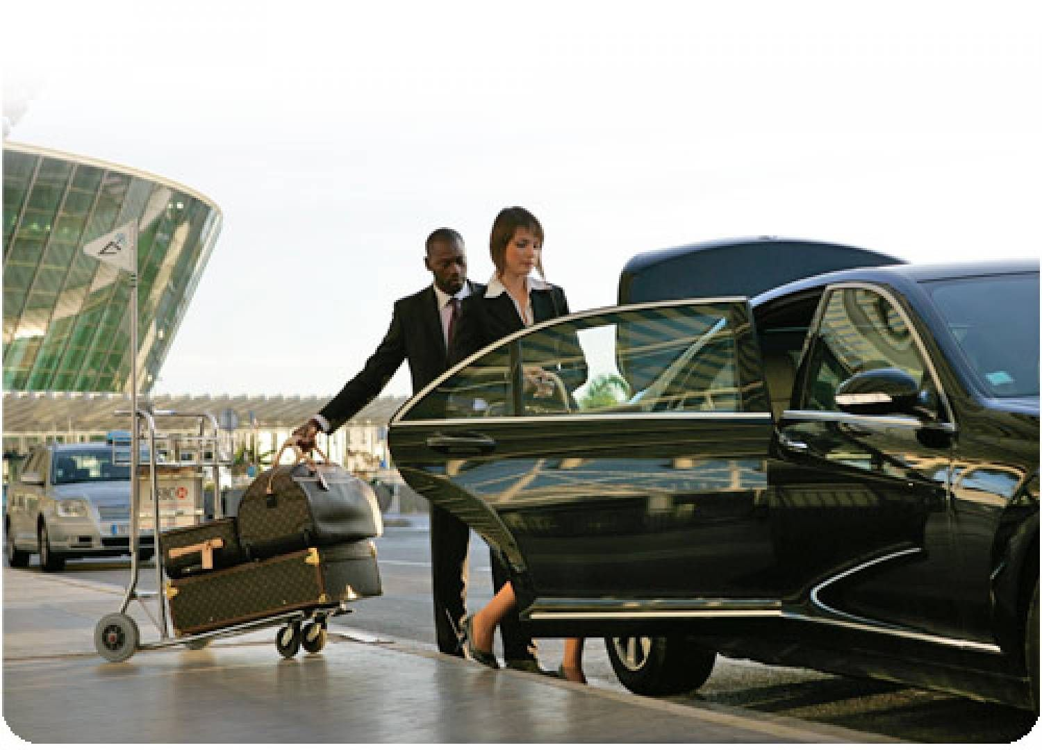 Largest Airport transportation Service Company is