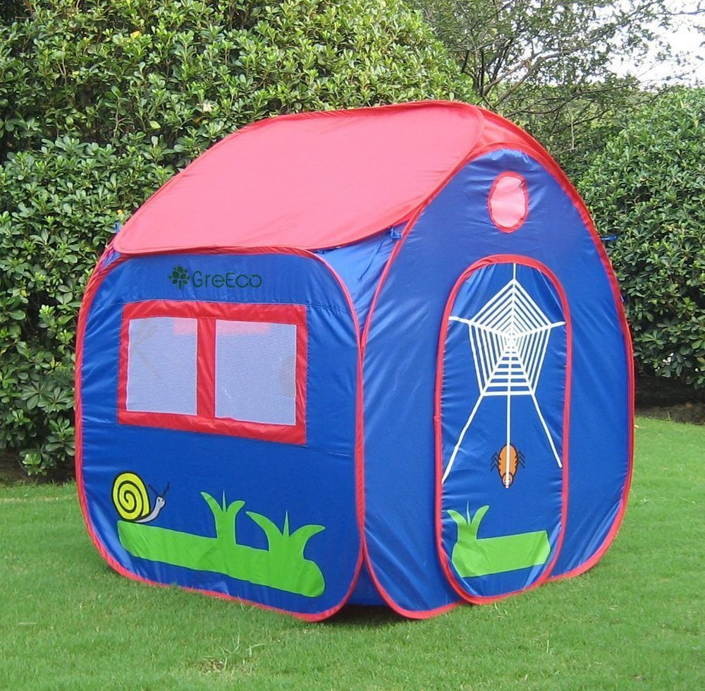 NEWS GreEco Kids Pop Up Tent Play House Tent.4 x 3.5 x 3.5 Feet  sc 1 st  Pinterest & NEWS GreEco Kids Pop Up Tent Play House Tent.4 x 3.5 x 3.5 Feet ...