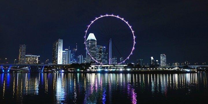 Singapore Flyer, Singapore