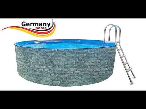 Pools kaufen komplettset als Bausatz zum selber bauen ohne