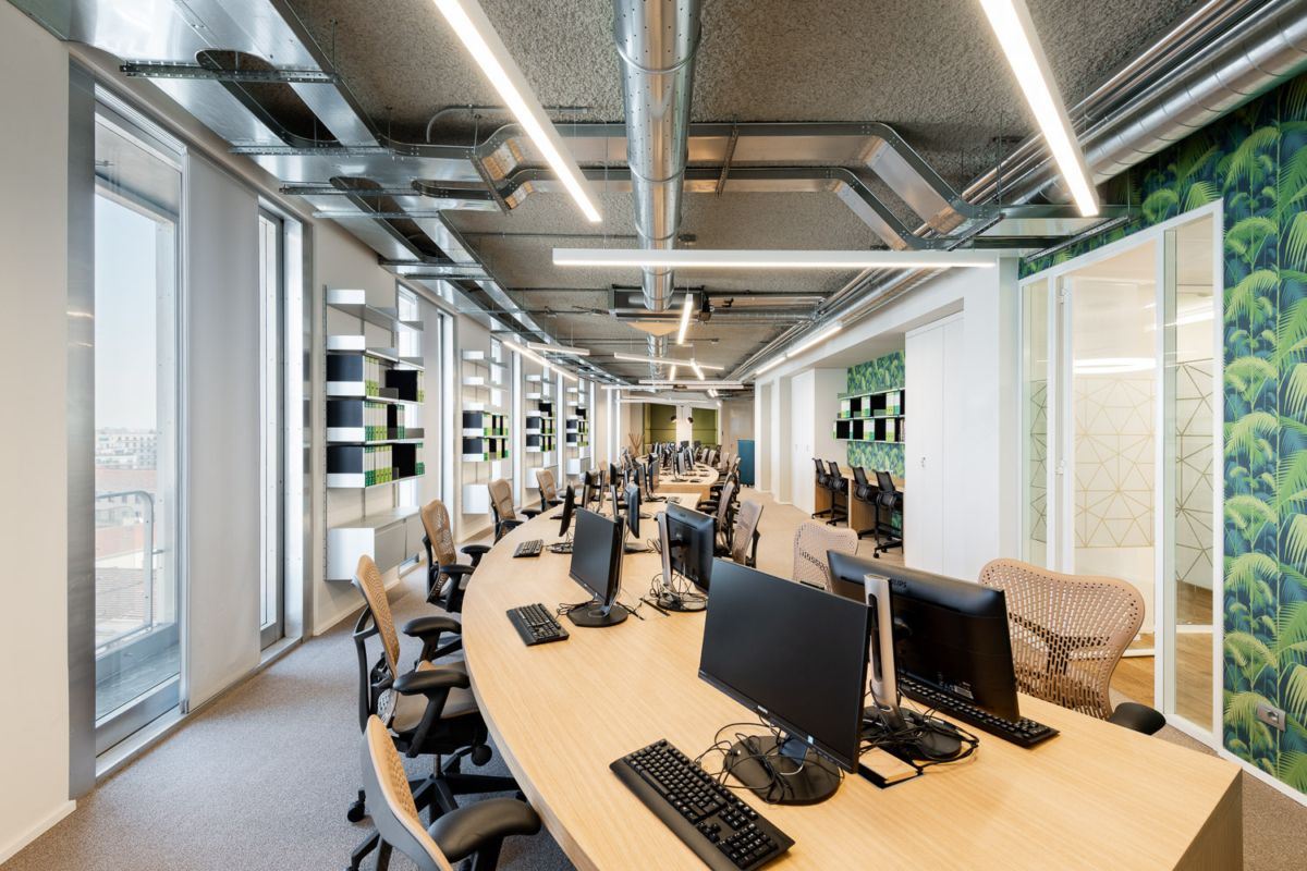 Italian Style Factory Seveso Mb office tour: lendlease offices – milan (with images